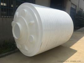 恒康15立方RO塑料水箱15立方絮凝剂塑料储罐