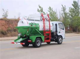 用于收集和运输生活垃圾、食品垃圾及城市淤泥的餐厨垃圾车
