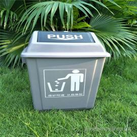 金属垃圾桶生产厂-小区分类桶生产厂