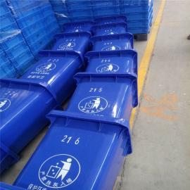 可回收垃圾桶批发-机场分类桶批发