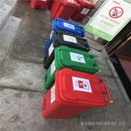 厨余垃圾桶设备-工厂分类桶设备