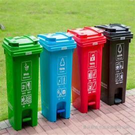 钢木垃圾桶制造商-医院分类桶制造商