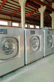 酒店宾馆布草洗涤机械 大型全自动洗衣机设备操作要领