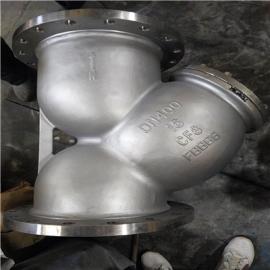 不锈钢Y型过滤器,GL41W-16P,GL41W-150LBP