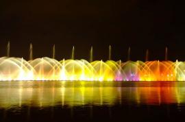 奉化音乐喷泉