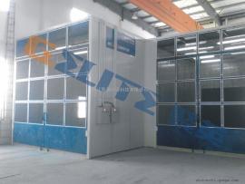干式喷漆房 喷漆房废气治理工程 VOC有机废气治理设备