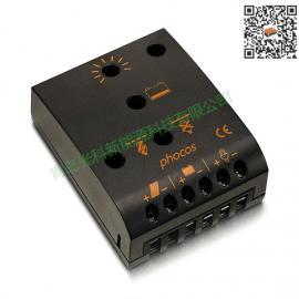 德国伏科太阳能板充放电控制器12VCA06A气象水利局监控用