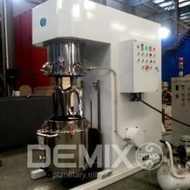 DEMIX硅橡胶碳纤维复合材料立式捏合机