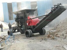 矿业专用移动式破碎机厂A泽扬豪矿业专用移动式破碎机生产厂