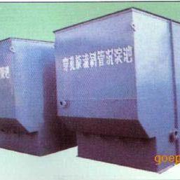 斜管沉淀器