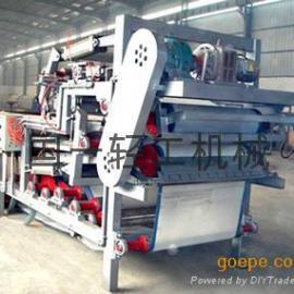 污泥处理设备带式压滤机