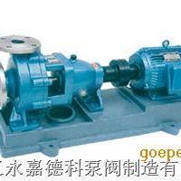 IH IHR型化工单级单吸悬臂式离心泵
