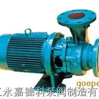 BL型单级单吸悬臂式直连离心泵