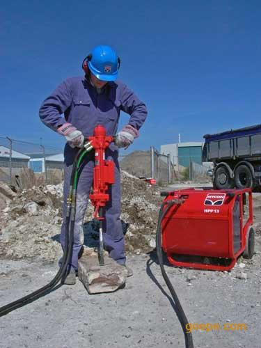 液压机械与元件 上海和迅电气有限公司 产品展示 液压岩石钻 丹麦海空图片
