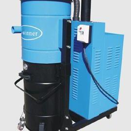 格威莱德G44系列配有万向脚轮可吸收工业废物的工业吸尘器