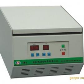 TD4 台式低速自动平衡离心机