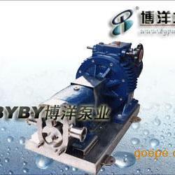 LB系列不锈钢转子泵
