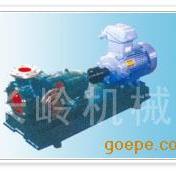 CLHF型无泄漏耐腐蚀离心泵
