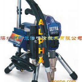 美国固瑞克(GRACO)Ultra395电动高压无气喷涂机