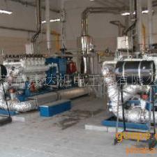 德国曼沼气发电机