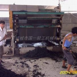 印染污泥�理�O��|��式污泥�水�C