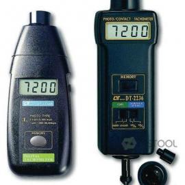 路昌 LUTRON DT2234B光电转速表 DT2236光电接触两用转速表-D...