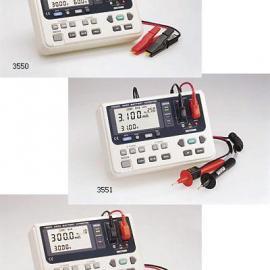 日本日置|HIOKI|3550蓄电池测试仪|3551蓄电池测试仪|3555蓄电...