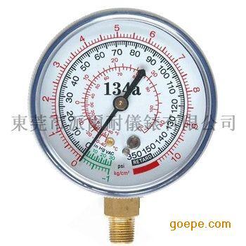 空调压力表详细图解