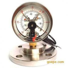 P-D40AS-010G隔膜式电接点压力表