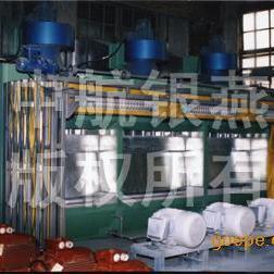 RCL系列无泵水幕喷漆室