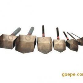 不锈钢取样铲、缩分铲