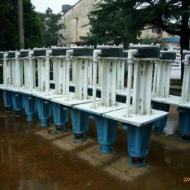 FYUC系列工程塑料低转速悬臂料浆液下泵、液下泵、塑料液下泵...