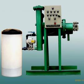 旁流水处理器(开式系统)