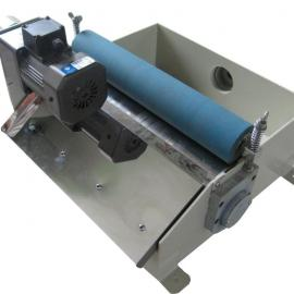 用于分离磨床磨削液铁屑的永磁性磁分器