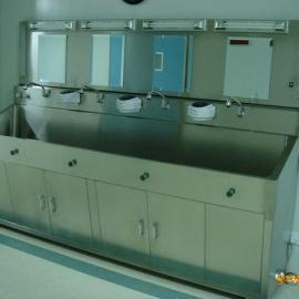 自动感应洗手池.不锈钢洗手池
