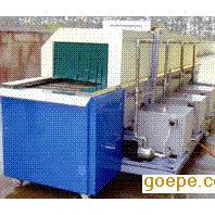 南京喷淋清洗漂洗超声波清洗机 五金件/周转箱/机械工件超声清洗