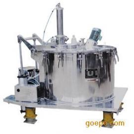 LGZ立式刮刀下部卸料离心机