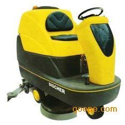 KRON驾驶式系列重型洗地机