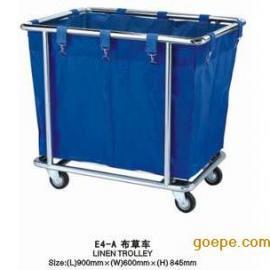 布草车、方形布草车、东莞清洁服务车公司