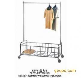 送衣车、东莞长安清洁用品公司、东莞酒店用品公司、客房用品