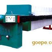 液压自动板框压滤机