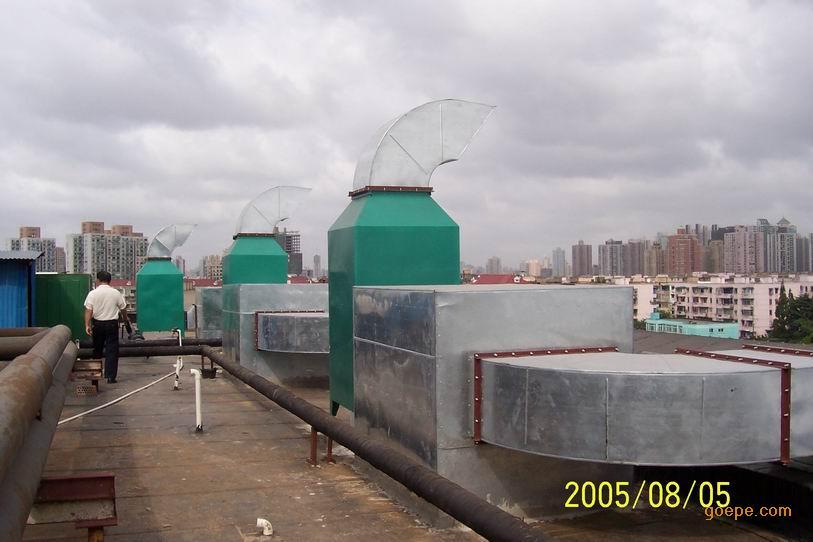 上海静电除尘