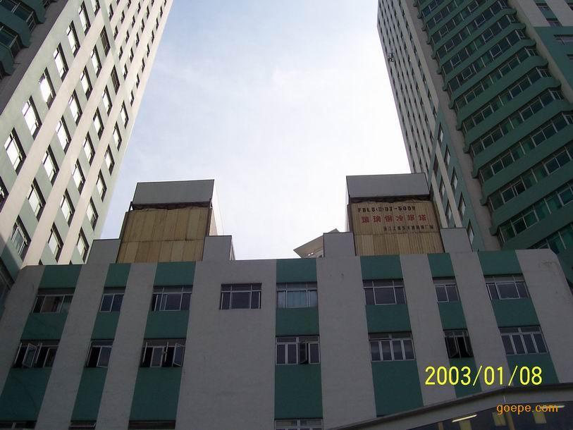 上海冷却塔噪声