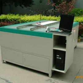 绿光 太阳电池组件测试仪 太阳能光伏组件检测北京赛车