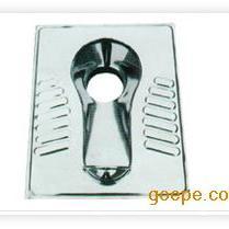 节水冲(或发泡)不锈钢蹲便器