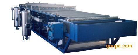 DU系列橡胶带式真空过滤机