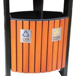 钢木垃圾桶 果皮箱 分类垃圾桶 环保垃圾桶 环卫垃圾桶