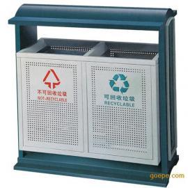 户外分类垃圾桶 环卫垃圾桶 市政垃圾桶 果皮箱 垃圾箱 果皮桶
