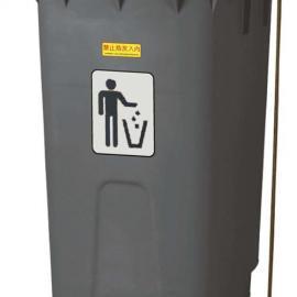 塑料垃圾桶 垃圾箱 移动垃圾桶