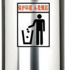 不锈钢垃圾桶 果皮箱 垃圾箱 果皮桶
